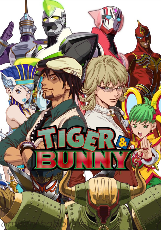 Tiger&Bunny Pictures