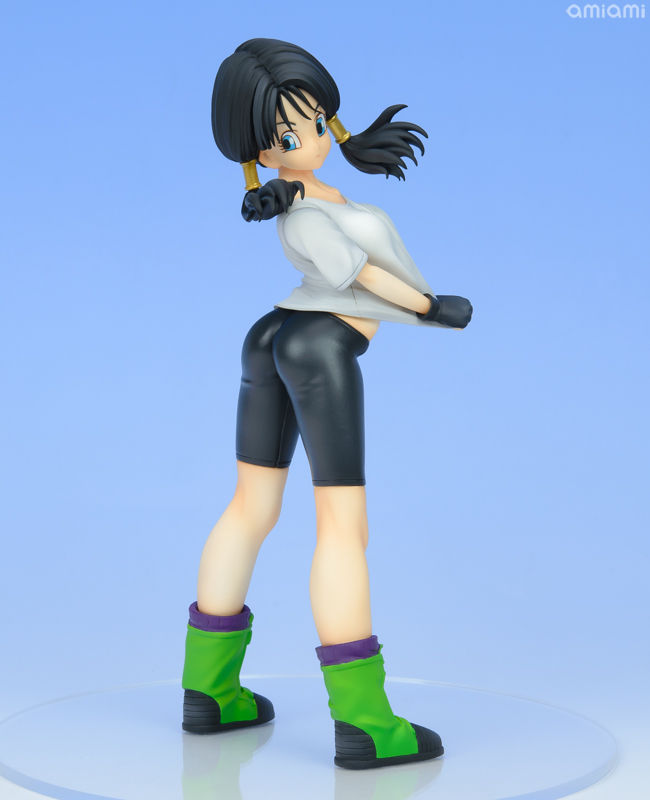 dragon ball gals videl complete figure megahouse review amiami hobby news. Black Bedroom Furniture Sets. Home Design Ideas