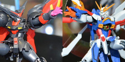 バンダイコレクターズ事業部「魂の夏コレ2014」【ガンダム・ロボット編】