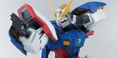 ROBOT魂 -ロボット魂-〈SIDE MS〉 『機動武闘伝Gガンダム』 シャイニングガンダム [バンダイ]