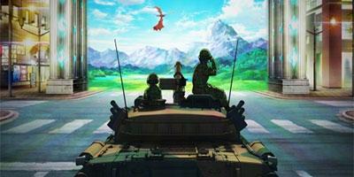 『GATE(ゲート) 自衛隊 彼の地にて、斯く戦えり』 待望のTVアニメ化決定!
