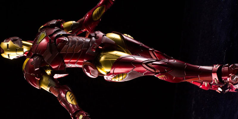 RE:EDIT IRON MAN Extremis Armor [千値練]