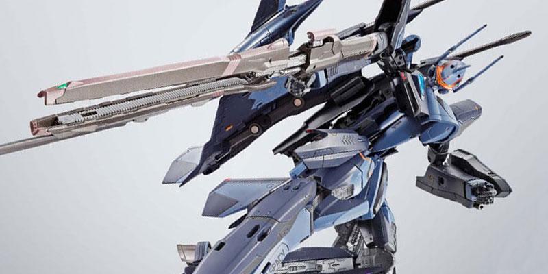 DX超合金『マクロス30 銀河を繋ぐ歌声』 YF-29B パーツィバル(ロッド機) [バンダイ]