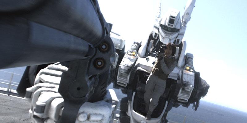 日本でしか描けないスーパーリアル・ロボットアクション 『THE NEXT GENERATION パトレイバー 首都決戦』 2015年5月1日公開
