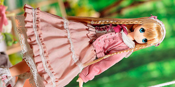 『サアラズ ア・ラ・モード』 -ピンク!ピンク! ア・ラ・モード- White×Pink/サアラ [アゾン]