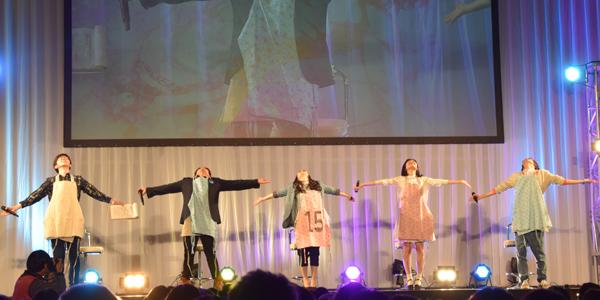 Anime Japan 2015 TVアニメ『食戟のソーマ』放映直前スペシャルステージ