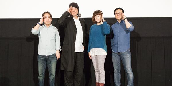 『宇宙戦艦ヤマト2199 星巡る方舟』Blu-ray ver. 特別上映&舞台挨拶公式レポート