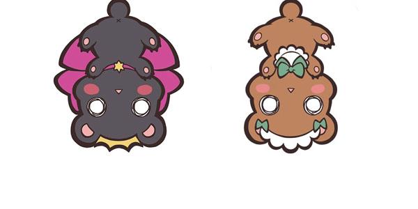 つままれストラップ『ユリ熊嵐』 クマ銀子/クマるる [コスパ]