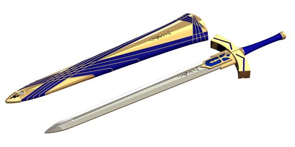 エターナルマスターピース『Fate/stay night[Unlimited Blade Works]』 エクスカリバー [ムービック]