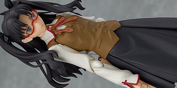 figma『Fate/stay night [Unlimited Blade Works]』 遠坂凛2.0 [マックスファクトリー]