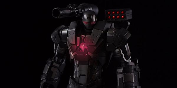 RE:EDIT IRON MAN War Machine [千値練]