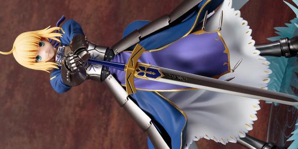 『Fate/stay night[Unlimited Blade Works]』 騎士王 セイバー [コトブキヤ]