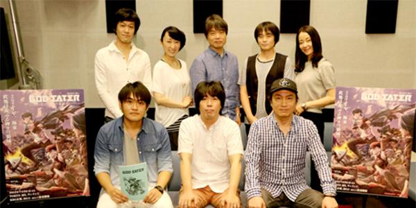 7月12日より放送開始 TVアニメ『GOD EATER』のキャストコメントが公開