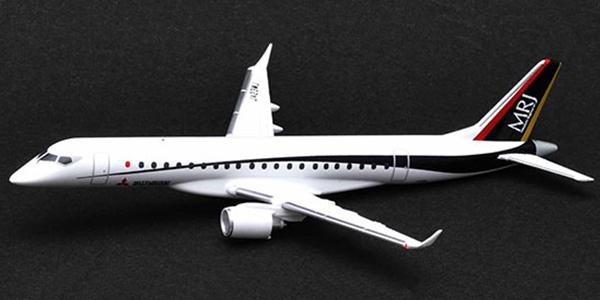 旅客機コレクション 三菱航空機MRJ90(飛行試験機3号機) [トミーテック]
