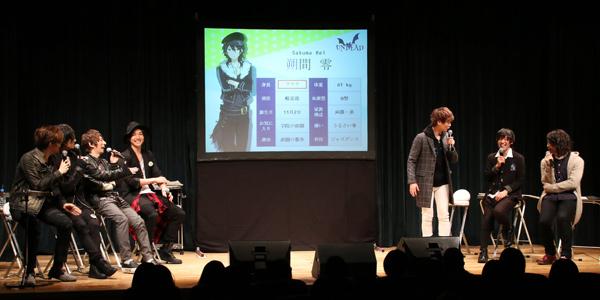AGF『あんさんぶるスターズ!』ユニットソングCD発売記念イベント