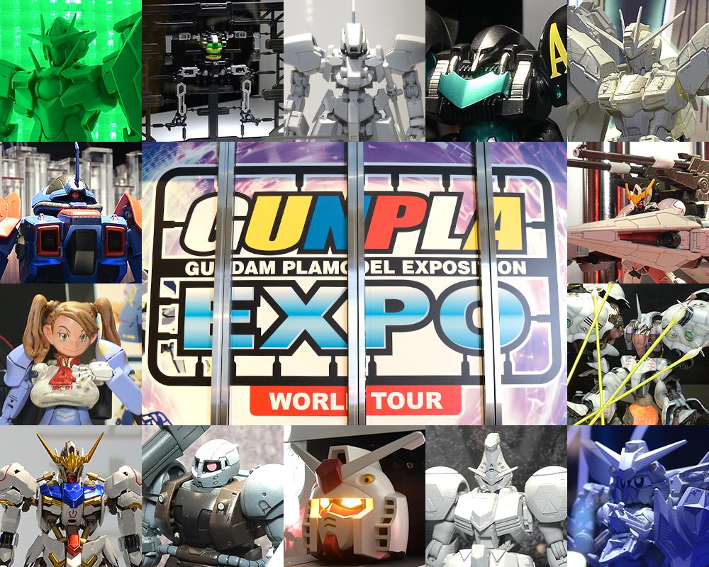 ガンプラEXPO WORLD TOUR JAPAN 2015 フォトリポート