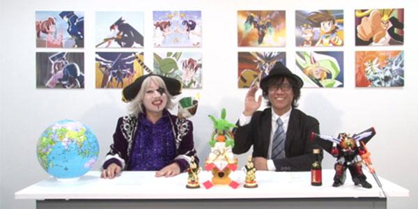 配信番組『新春!米たに祭 ガオガイガー&まりメラ』 MCを務めた宇宙海賊ゴー☆ジャスさんより収録後コメントが到着