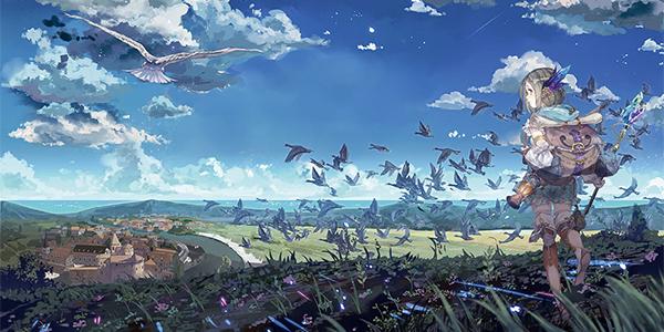 【トピックス】PS4/PS Vita『フィリスのアトリエ ~不思議な旅の錬金術士~』公式サイト・最新情報が公開