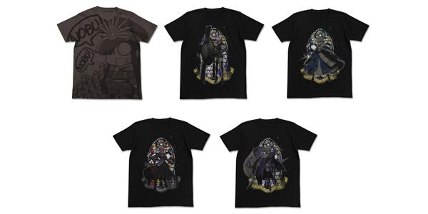 【トピックス】 二次元コスパより『Fate/Grand Order』に登場するキャラクターたちがTシャツで現界!