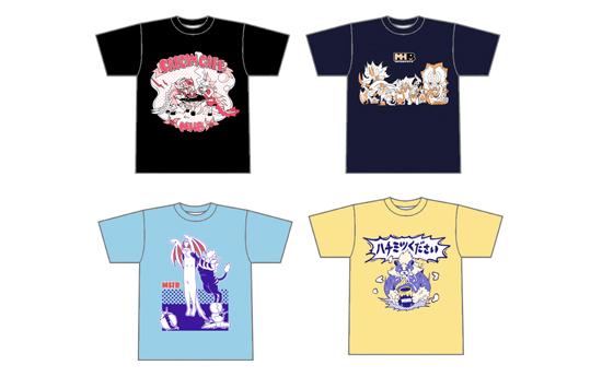 【トピックス】「モンハン部」×「カプコンカフェ」のスペシャルコラボTシャツが発売!