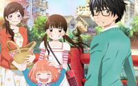 【トピックス】TVアニメ『3月のライオン』メインキャストが解禁!キャストコメントも到着