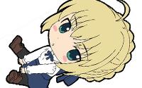 【新商品情報】『Fate/stay night UBW』 ぺたん娘トレーディングラバーストラップ vol.2 [ペンギンパレード]