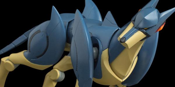 【新商品情報】タツノコヒーローズ ファイティングギア『新造人間キャシャーン』 フレンダー アクションフィギュア [千値練]