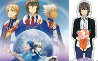 【トピックス】「JOL pop up store animate」と『KING OF PRISM』のコラボショップが7月16日から開催!
