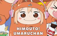 【トピックス】TVアニメ『干物妹!うまるちゃん』ベストアルバムCDのジャケット&視聴動画が公開