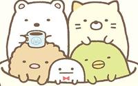 【トピックス】KIT BOX -KOTOBUKIYA CAFE&DINER-にてキャラクター『すみっコぐらし』とのコラボカフェ「喫茶すみっコ」が本日オープン!