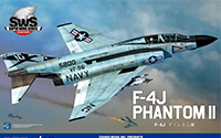 【トピックス】「ジェット戦闘機の巨人」をプラキット化! 1/48スケール『F-4J ファントムII』 ボークスほかにて10月8日より予約開始