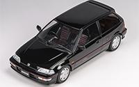【フォトアルバム】 1/18 TRIPLE 9 COLLECTION Honda Civic EF-9 SiR 1990 Black / EF-3 Si 1987 Silver [TRIPLE 9 COLLECTION]