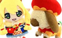 【トピックス】『モンスターハンタークロス』の2つ名モンスターとかわいいキャラがぬいぐるみになって登場!