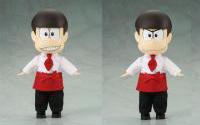 【トピックス】新感覚着せ替えフィギュア「iroDOLL(イロドール)」に『おそ松さん』が登場!全国のアニメイトカフェ14店舗で予約受付中