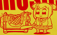 【トピックス】『ポプテピピック』ニヤッとしてしまうTシャツ登場!