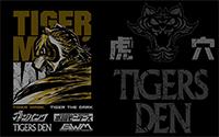 【トピックス】『タイガーマスクW』に登場する組織がモチーフのアパレルグッズが登場!