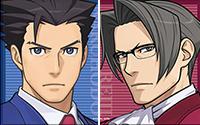 【トピックス】『逆転裁判』シリーズの「成歩堂龍一」と「御剣怜侍」缶バッジセットが11月24日発売!