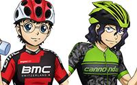 【トピックス】『弱虫ペダル NEW GENERATION』自転車メーカーのBMC・Cannondaleとダブルコラボ決定!
