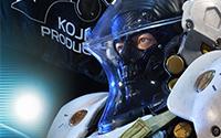 【トピックス】小島秀夫監督率いる「コジマプロダクション」のシンボルキャラクター「ルーデンス」が1/2スケールで登場!