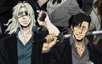 【トピックス】TVアニメ『GANGSTA.』Blu-ray&DVD第3巻~第6巻・Blu-rayBOXの発売日が決定!