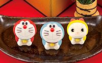 """【トピックス】大晦日だよ""""食べマス""""ドラえもん! 新たにドラミちゃんが加わり再登場!"""