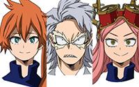 【トピックス】TVアニメ『僕のヒーローアカデミア』:新キャラのデザイン&新キャスト発表!