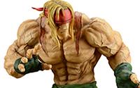 【トピックス】格闘ゲームフィギュアシリーズ「Fighters Legendary」に「アレックス」が登場!