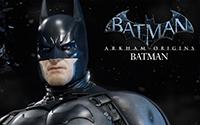 【トピックス】『バットマンアーカム・ビギンズ』版バットマンが「ミュージアムマスターライン」に登場!