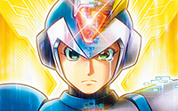 【トピックス】『ロックマンX』コミック版の設定を踏まえた初の長編ノベライズが登場!