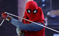 【トピックス】自作コスチュームでヒーロー活動開始!『スパイダーマン:ホームカミング』より1/6スケールフィギュアが登場!