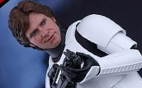 【トピックス】『スター・ウォーズ』より帝国兵の外装を拝借したハン・ソロが トイサピエンス限定アイテムとして登場!