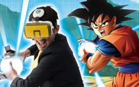 """【トピックス】""""かめはめ波""""が撃てる!キャラクタースマホVR「BotsNew Characters VR DRAGONBALL Z」が登場!"""