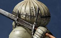 【トピックス】アクションRPG『ダークソウル』より「カタリナのジークマイヤー」が立体化!