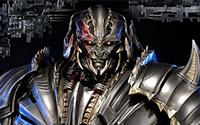 【トピックス】映画『トランスフォーマー最後の騎士王』からメガトロンが全高約76cmで立体化!